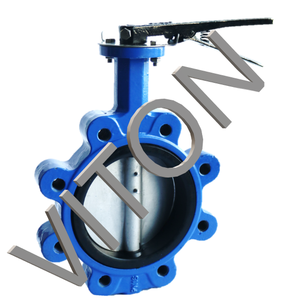 Table E Lugged Butterfly Valve VITON