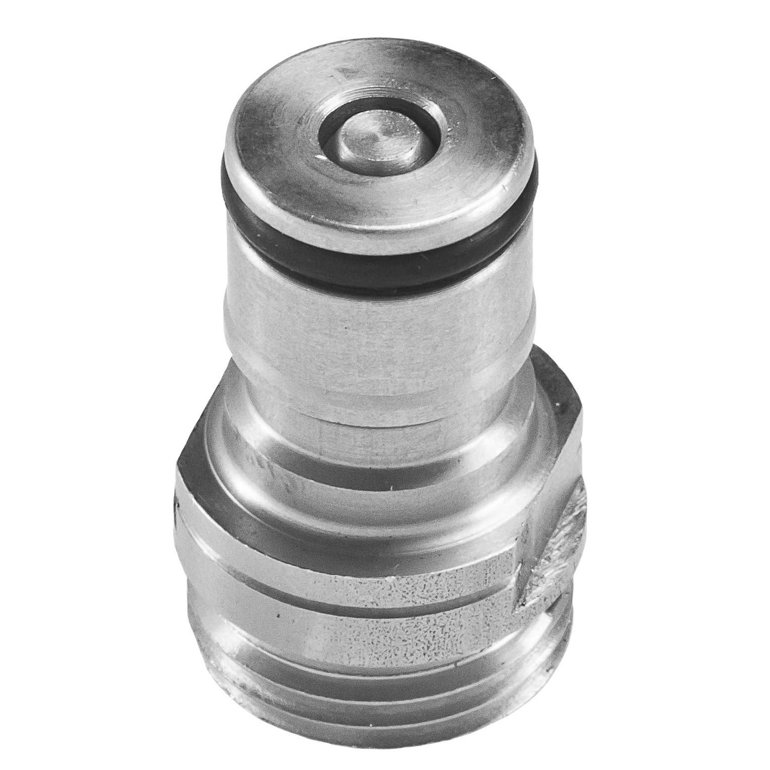 BSP Male - Male Turret Fitting