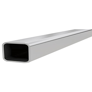 Aluminium Radius Rectangle Tube